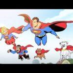 Privado: Cortometraje animado del 75 aniversario de Superman